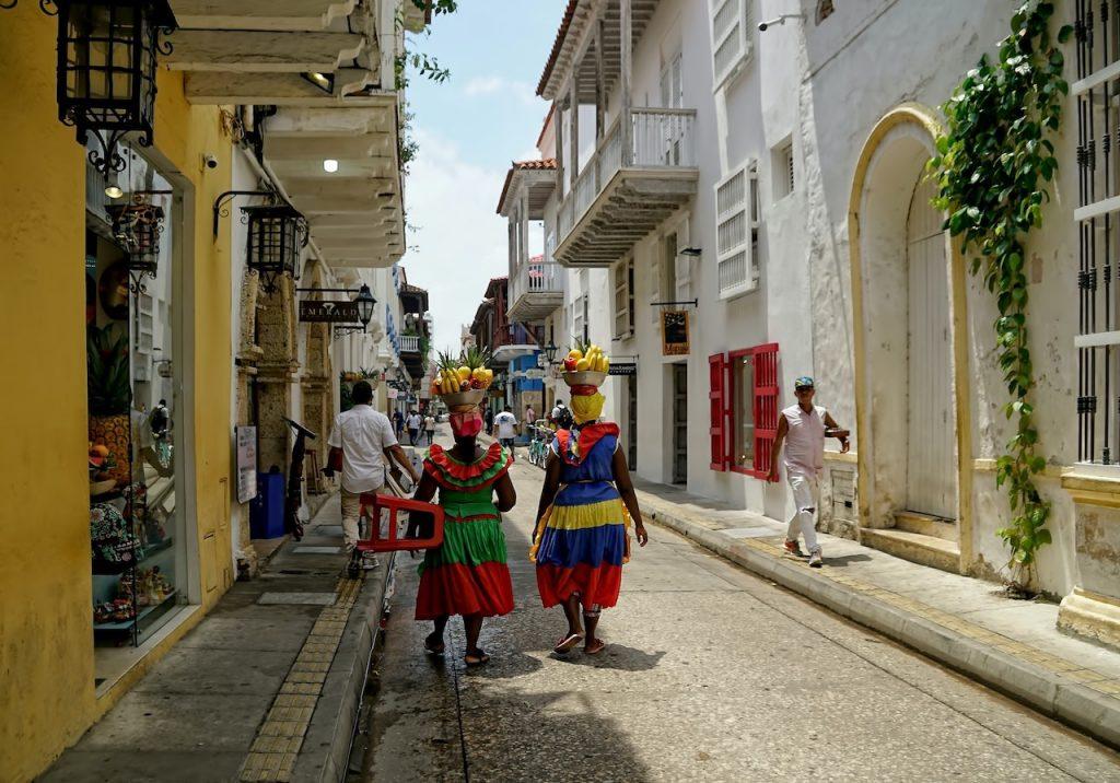 Cartagena de Indias, el caribe de Sudamérica