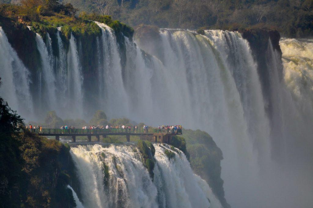 Cataratas del Iguazú, destino impagable en Sudamérica