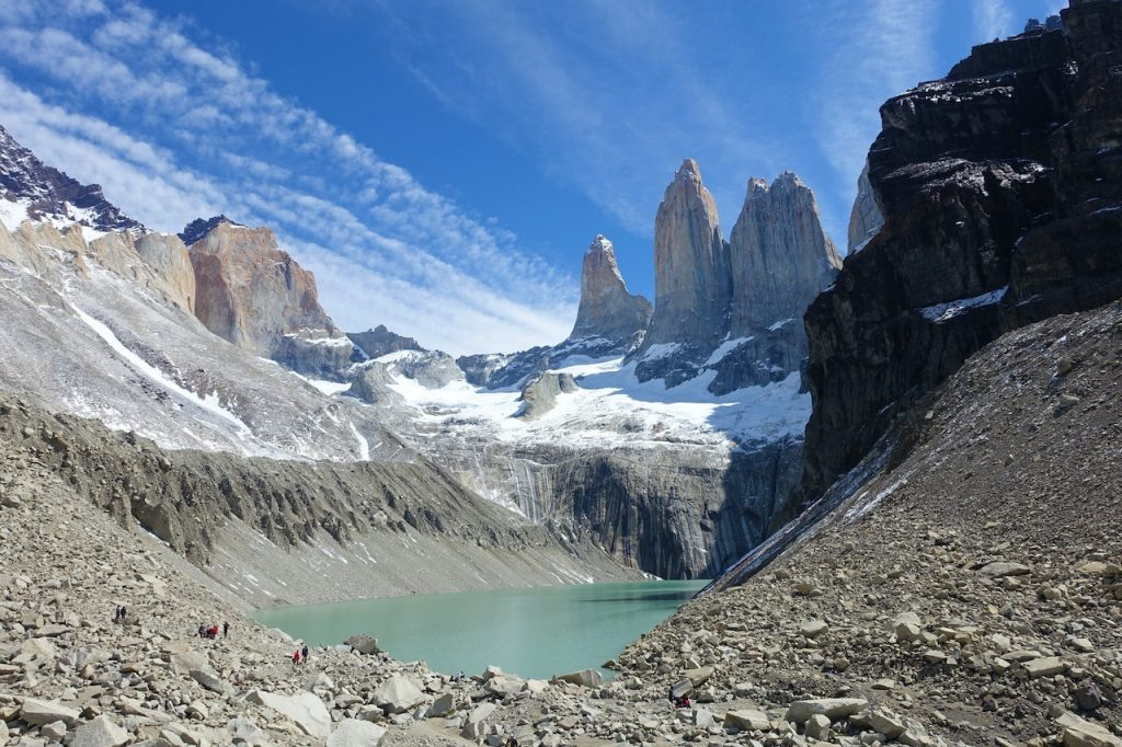 Destinos de Suramérica sublimes: Torres del Paine