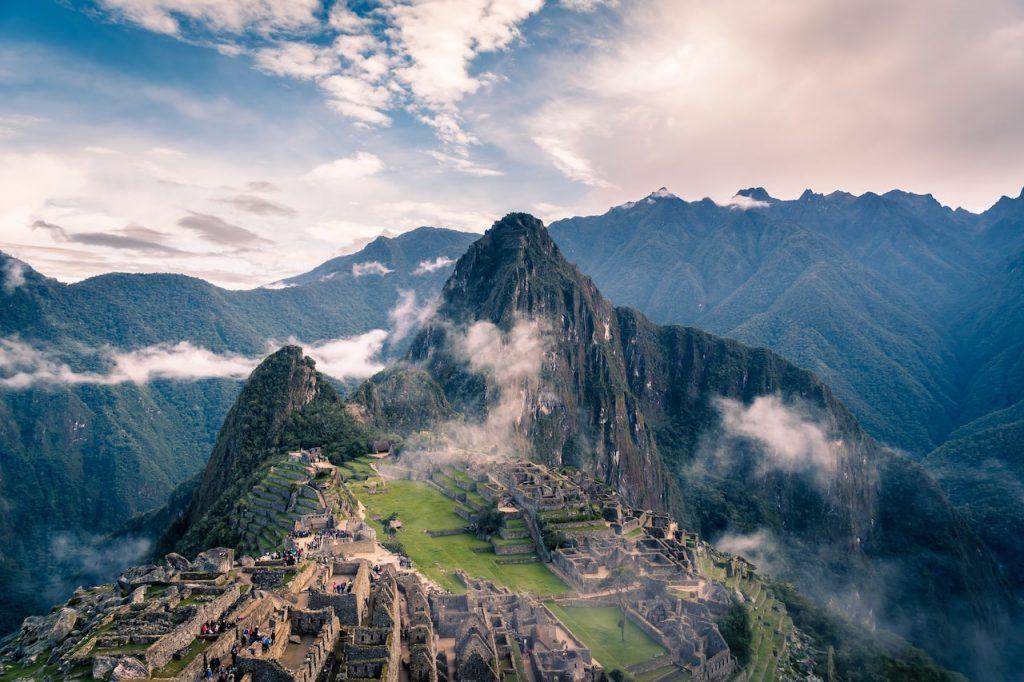 Destinos de Sudamérica asombrosos: Machu Pichu