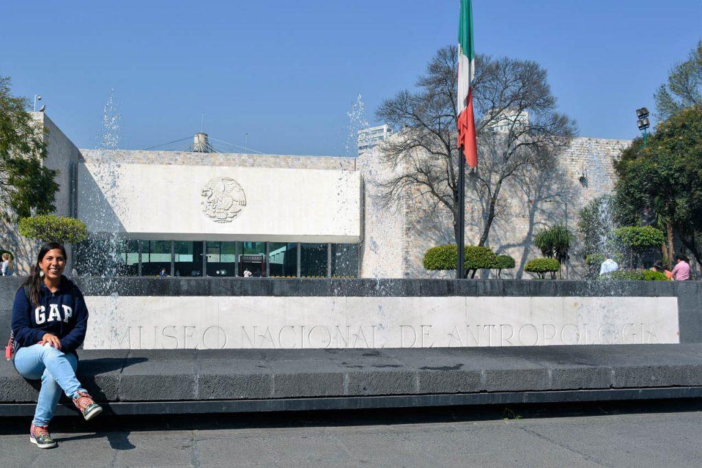 MUSEO DE ANTROPOLOGÍA DE CIUDAD DE MÉXICO