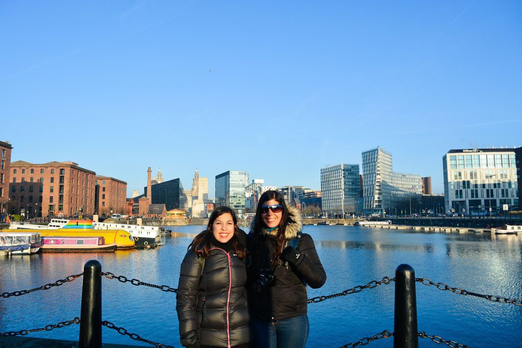 TOUR EXPRESS POR EL LIVERPOOL DE LOS BEATLES (UK)