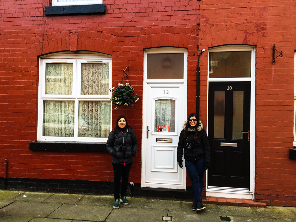 George Harrison House, Liverpool