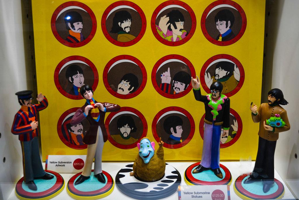 Museo de Los Beatles, UN LUGAR CLAVE EN UN RECORRIDO BEATLE POR LIVERPOOL
