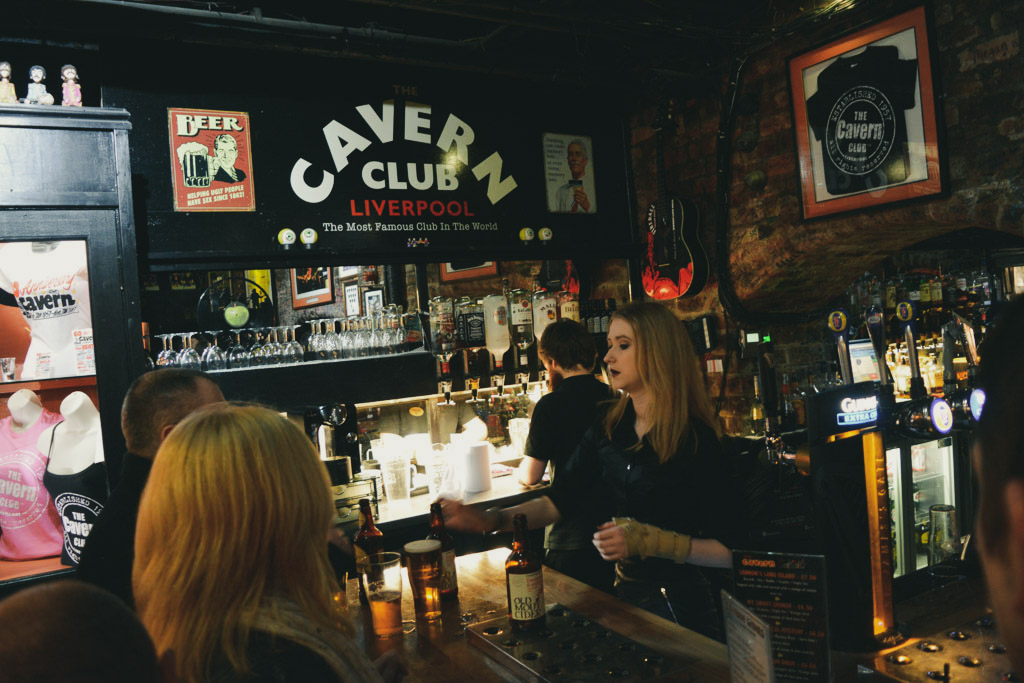 The Cavern Club, parte del mejor tour express por el Liverpool de Los Beatles