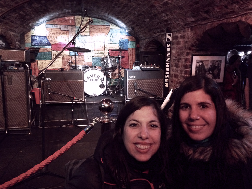 Una noche en The Cavern Club