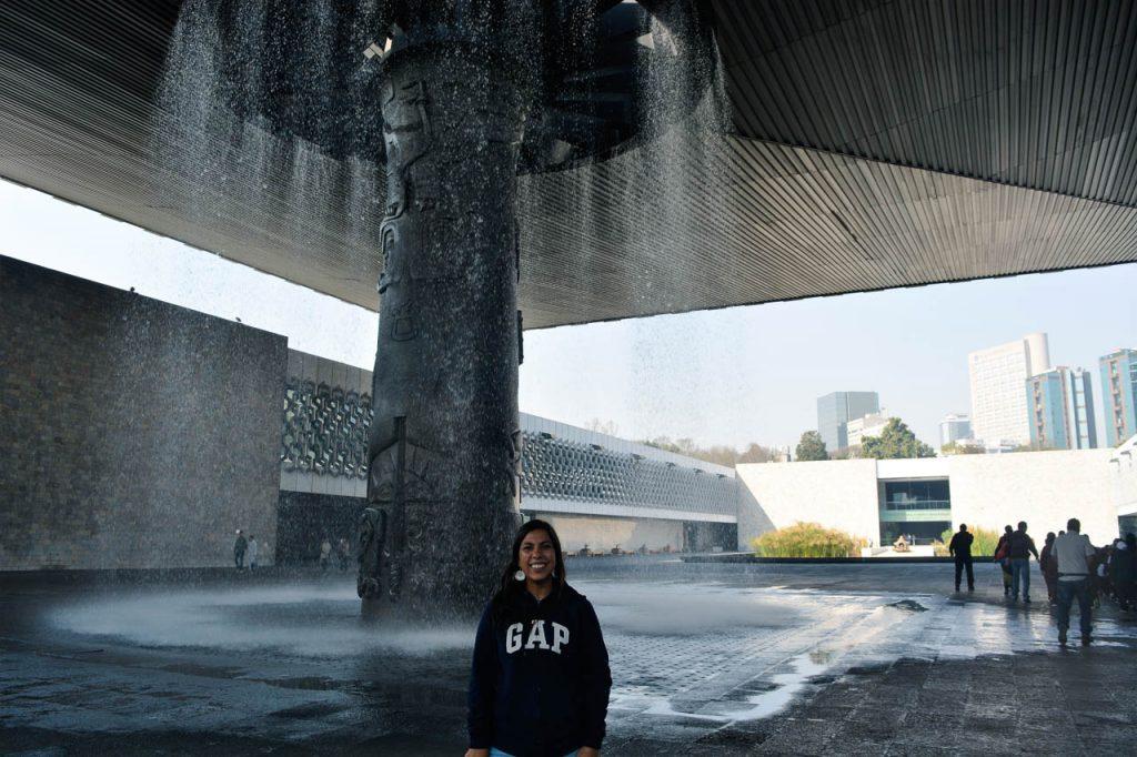 ANTROPOLOGY MUSEUM, MÉXICO CITY