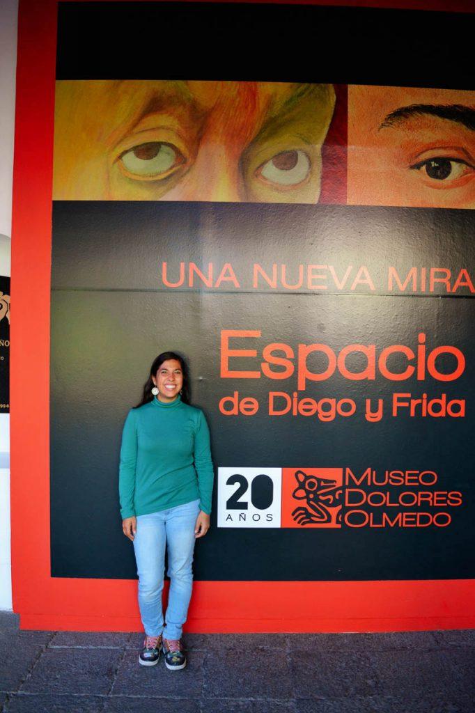 MUSEO DOLORES OLMEDO, MEXICO CITY
