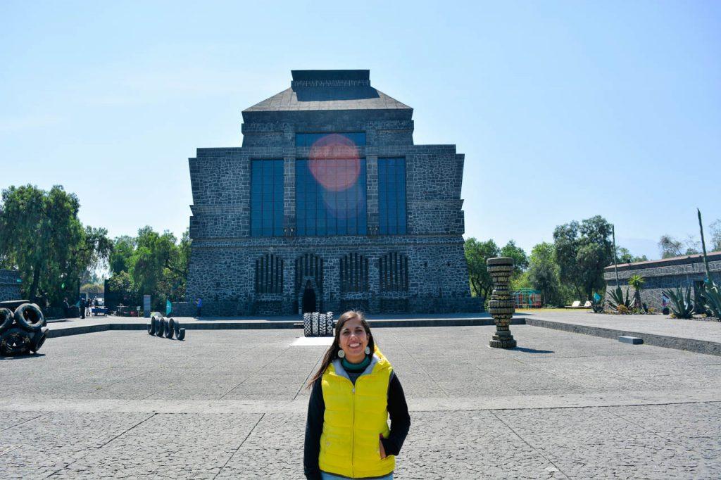 MUSEO ANAHUACALLI, EN EL CORAZÓN DE MEXICO