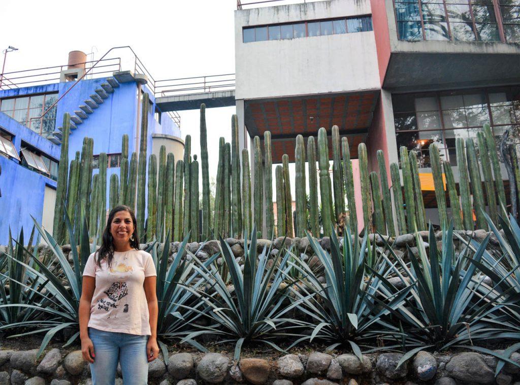 MUSEO CASA ESTUDIO DIEGO RIVERA Y FRIDA KAHLO, CIUDAD DE MEXICO