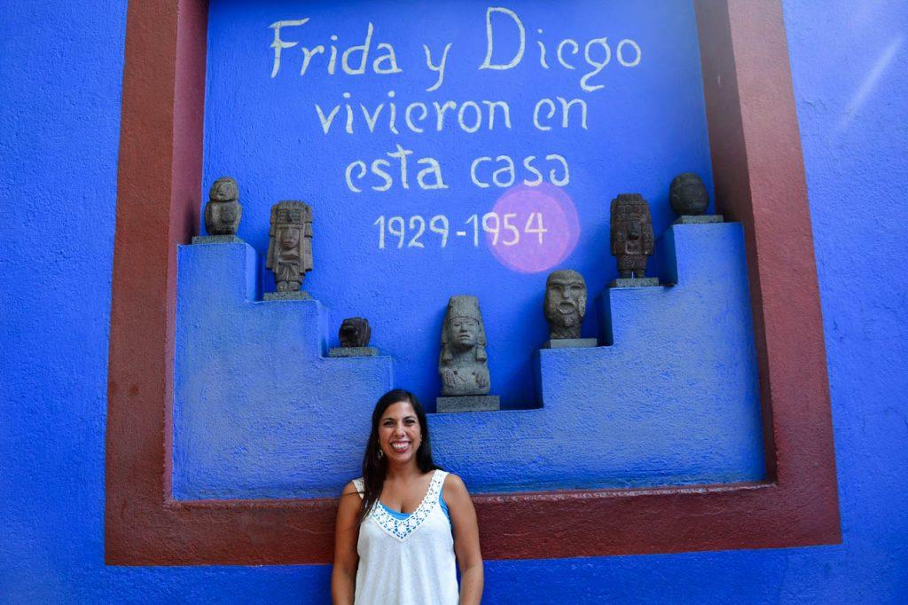 Museo Casa Azul, uno de los museos imperdibles del DF, México
