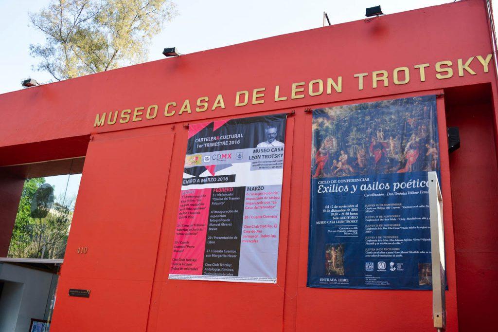 MUSEO CASA DE LEÓN TROTSKY DE CIUDAD DE MÉXICO
