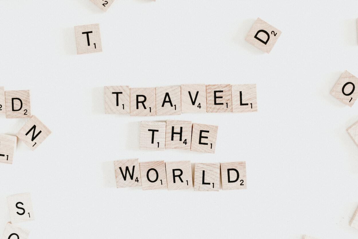 Buscando vuelos baratos para recorrer el mundo