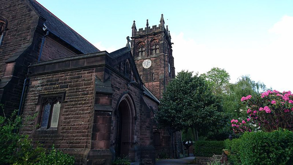 St. Peters Church, Liverpool