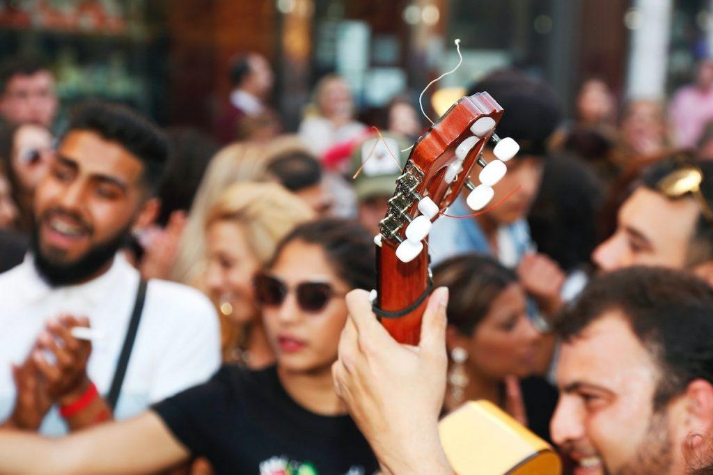 El Flamenco, patrimonio andaluz