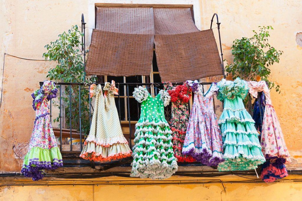 El flamenco y las sevillanas