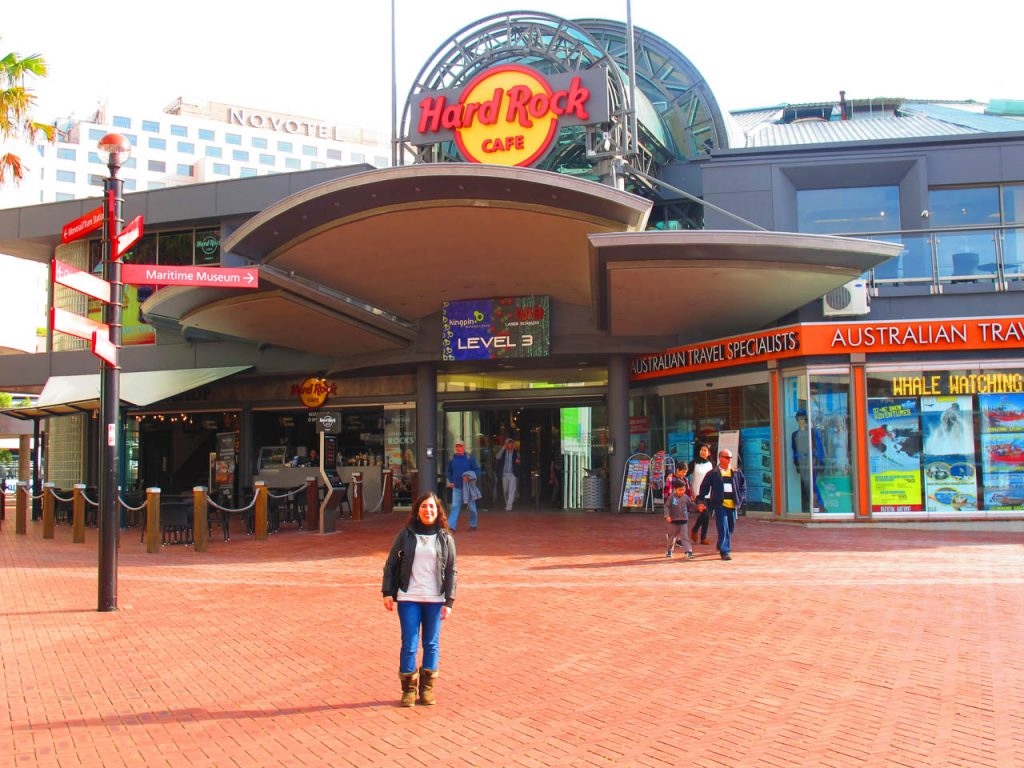 Hard Rock, Sydney