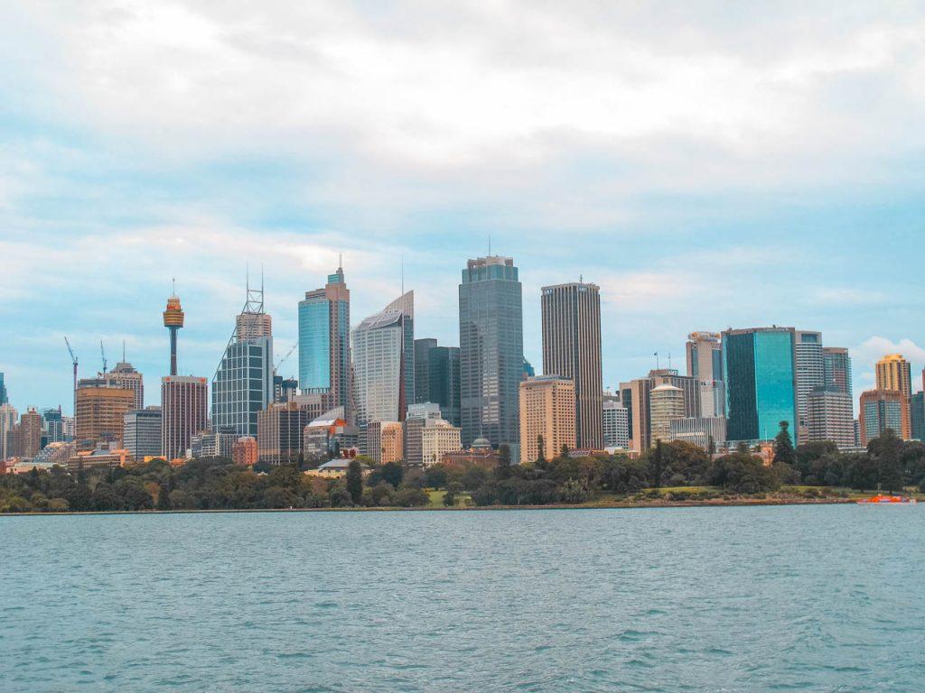 Sydney, Skyline