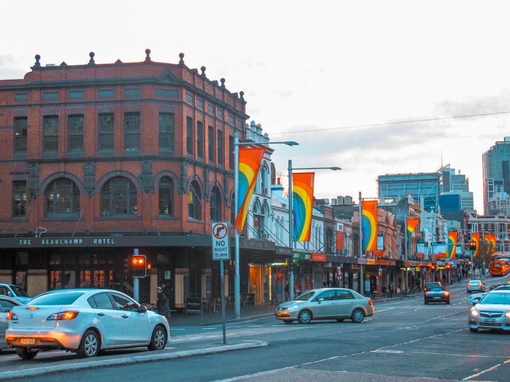 Los barrios alternativos de Sydney