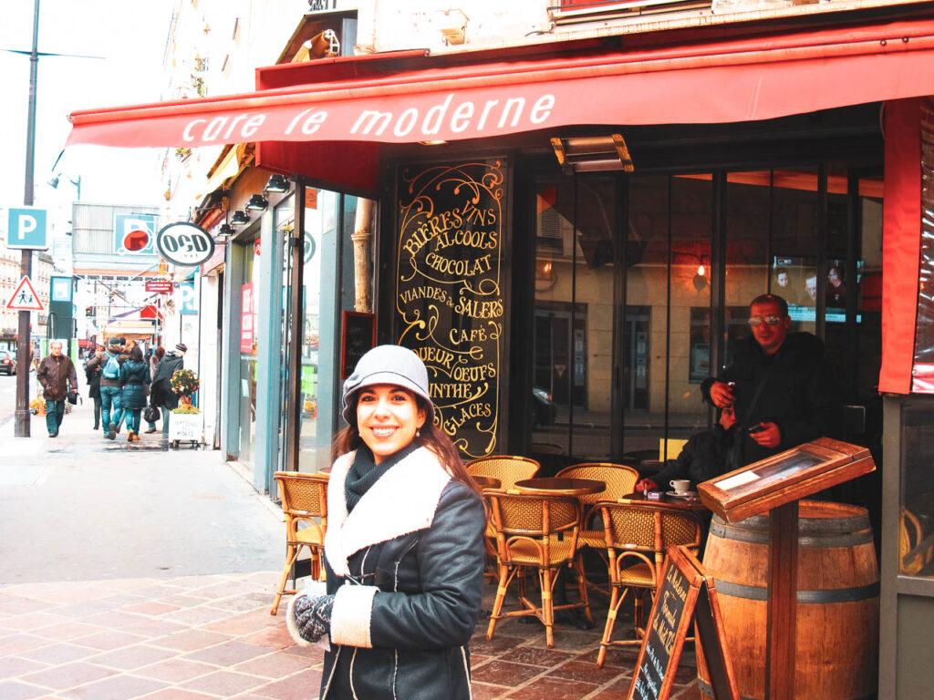"""Boulangerie Moderne"", París"