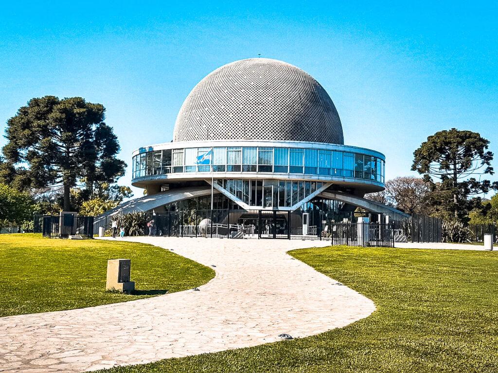 CURIOSIDADES DEL Planetario Galileo Galilei