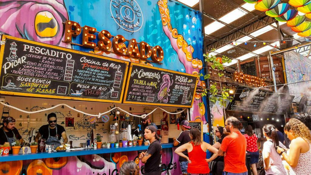 ACTIVIDADES GASTRONÓMICAS EN Buenos Aires