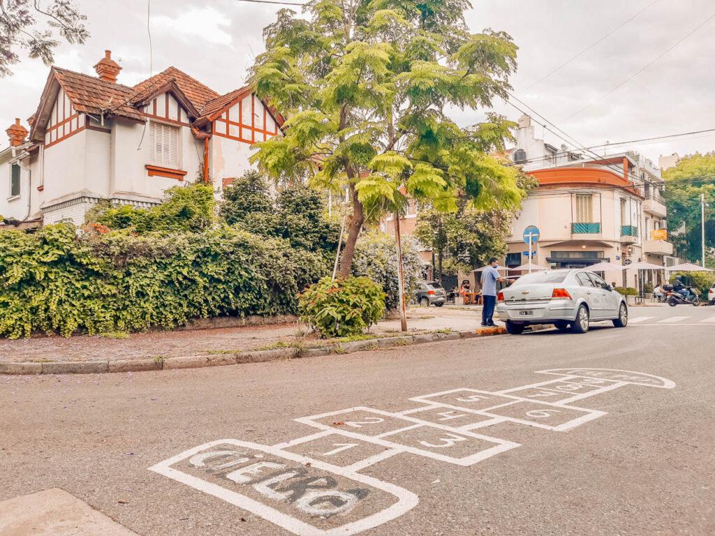 Barrio Rawson, El Barrio de Cortazar