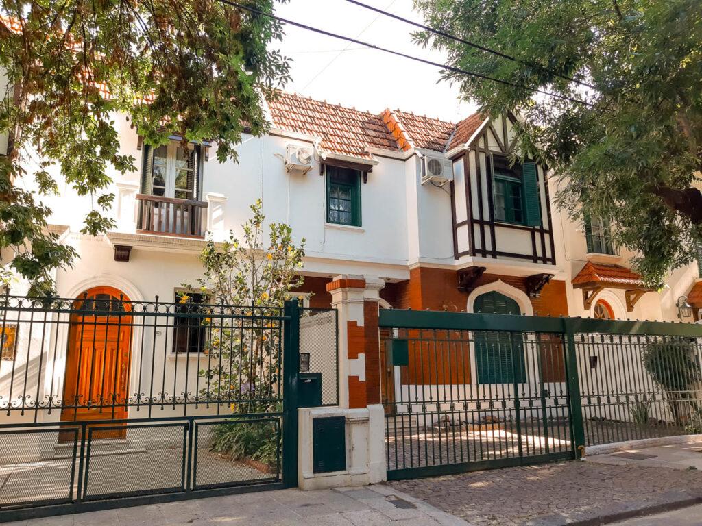 Barrio del Banco Hogar Argentino