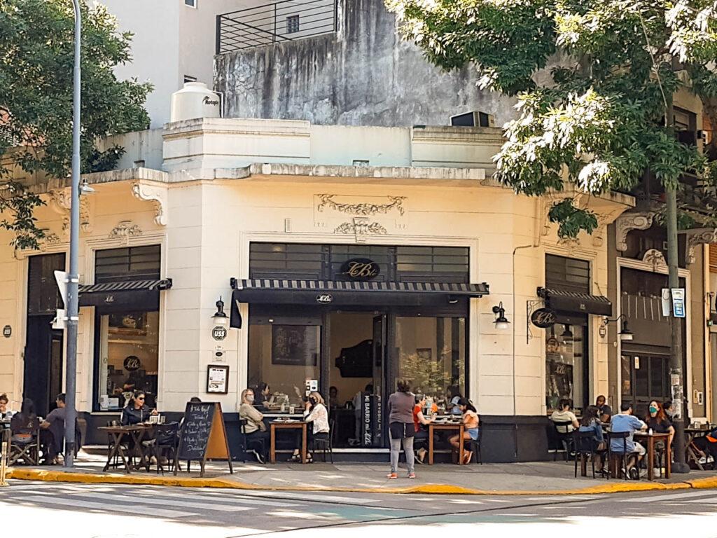 Le Blé en El Barrio Inglés de Buenos Aires