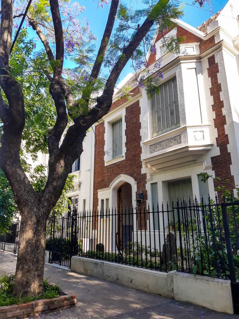 Londres en Buenos Aires