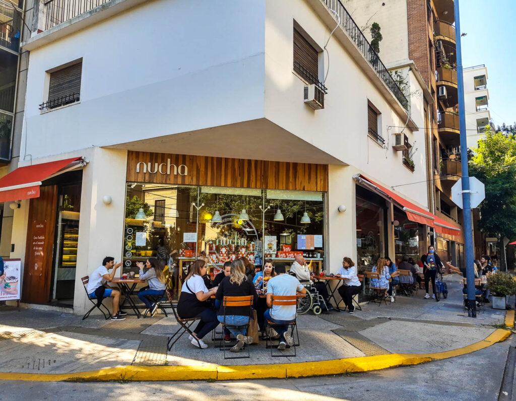 Confiterías del Barrio más inglés de Buenos Aires