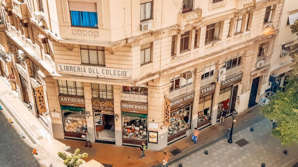 La Librería de Avila es la más antigua de Buenos Aires y de Argentina