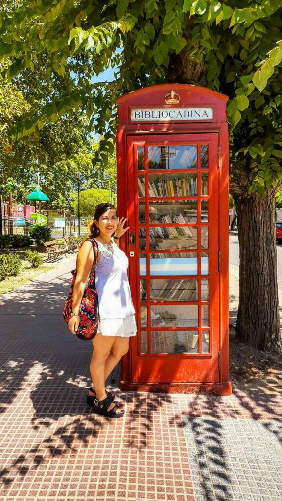 Bibliocabina de Plaza Mitre