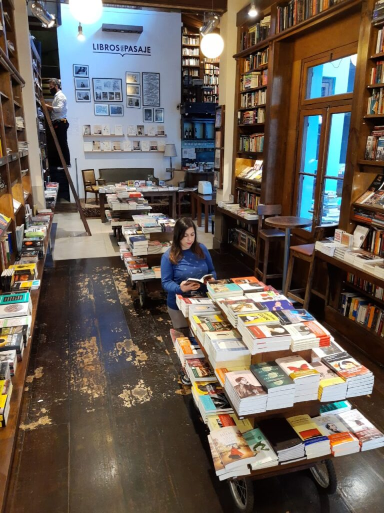 De escritores y librerías