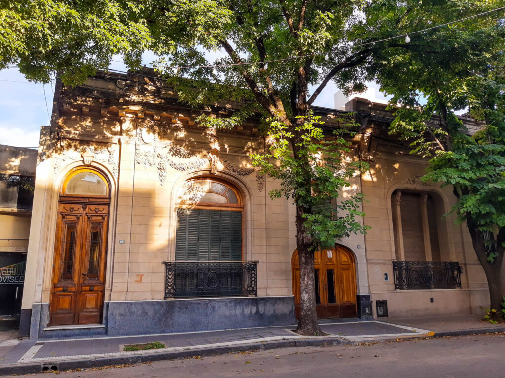 MERCEDES, BUENOS AIRES: CUANDO EL RELAX ES LA PREMISA