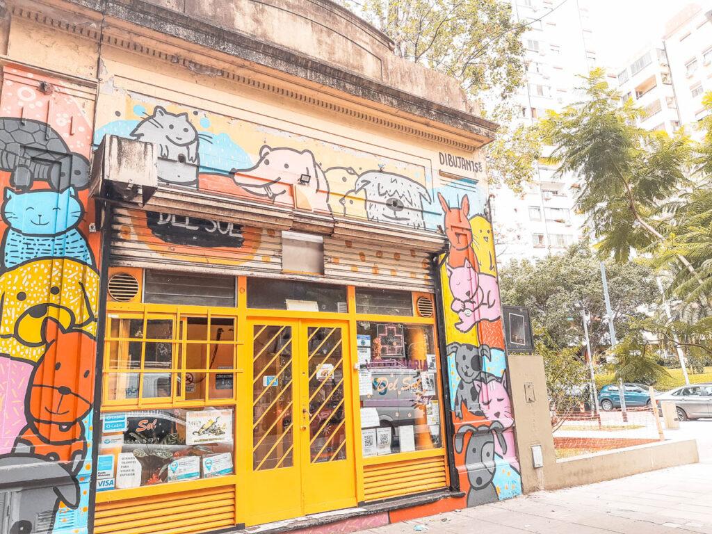 COLEGIALES: CUANDO EL ARTE GANA LAS CALLES