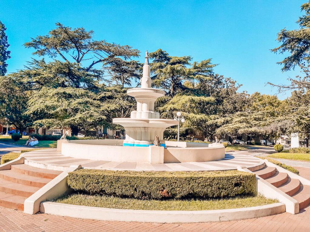 Plaza San Martín de Capilla del Señor