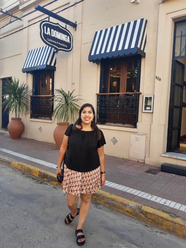 La Dominga, Cafetería y Pastelería