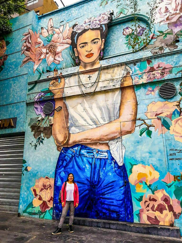 Arte urbano en Colegiales