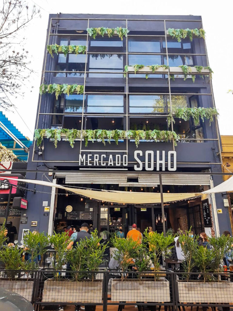 MERCADO SOHO, BUENOS AIRES