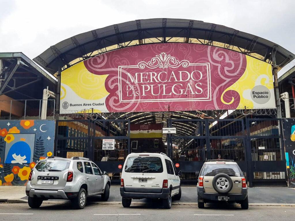 MERCADO DE LAS PULGAS DE BUENOS AIRES