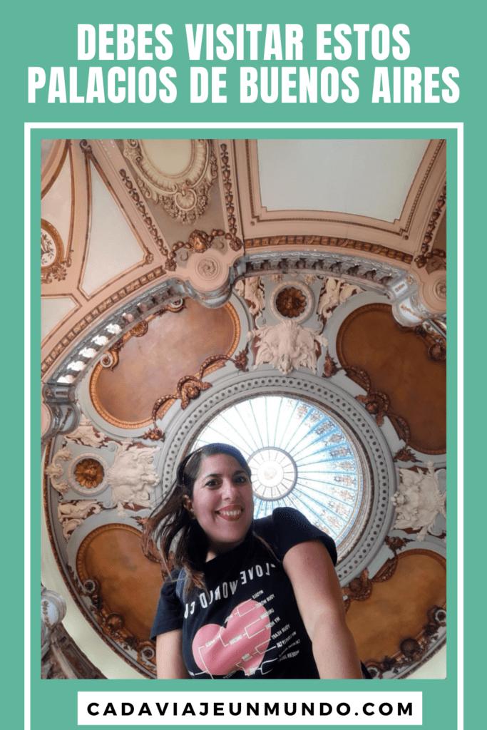 PIN PALACIOS DE BUENOS AIRES