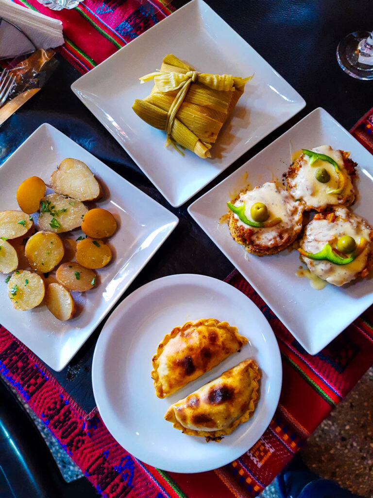 gastronomía del noroeste argentino