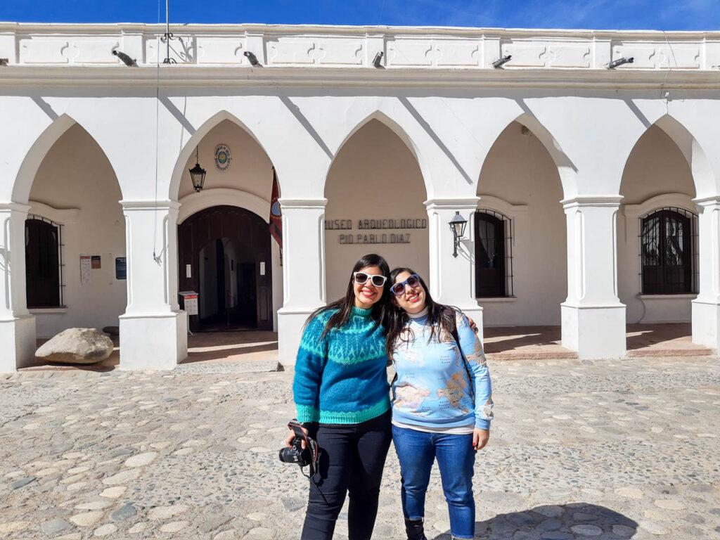 EL MUSEO ARQUEOLÓGICO PÍO PABLO DÍAZ