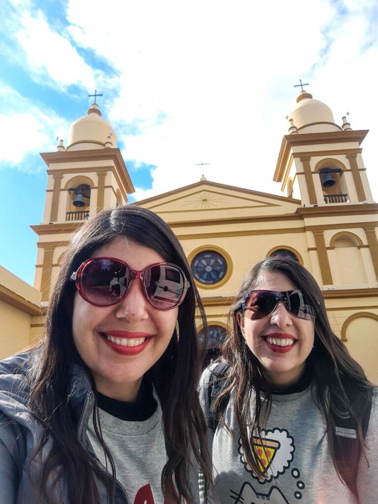 Catedral de Cafayate